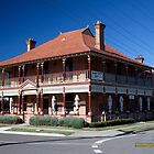 CBC B & B and Cafe, Paterson, NSW by SNPenfold