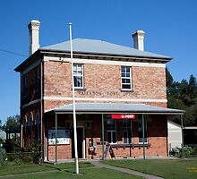 Post Office, Paterson, NSW by SNPenfold