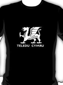 Teledu Cymru: Wales West and North T-Shirt