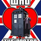 who loves the doctor by viperbarratt