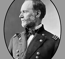 William Tecumseh Sherman by warishellstore