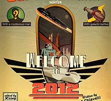 welcome in 2012 by JCcorp