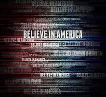 Believe In America by morningdance