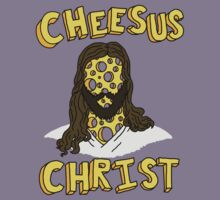 Cheesus Christ by DR8C0