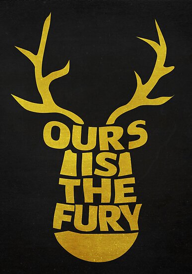 House Baratheon, Ours Is The Fury 2 by Jack Howse