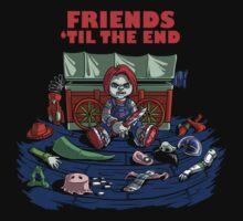 Friends 'Til The End by Punksthetic