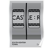 Off The Map | South Kentish Town Poster