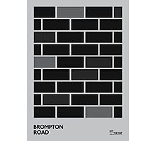 Off The Map | Brompton Road Photographic Print