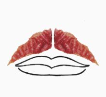 Bacon Stache' by ItsVaneDani