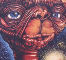ET The Extra Terrestrial Movie Sticker