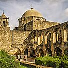 Mission San Jose, San Antonio, Texas, USA by TonyCrehan