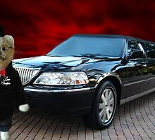 Teddy Bear Limousine Chauffeur Card/Picture by ✿✿ Bonita ✿✿ ђєℓℓσ