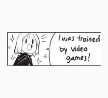 Hiimdaisy Trained by Videogames by MarioGirl64