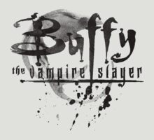 Buffy logo by Jonathon Measday
