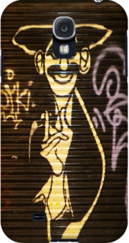 GROUCHO MARX by StreetArtCinema