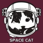 Space Cat by trevorbrayall