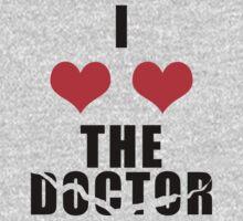 I <3 <3 The Doctor by Frazer Varney