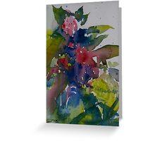 Flower Power #6 Greeting Card