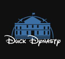 Duck Dynasty World by gorillamask