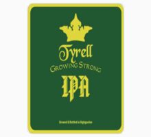 Game of Thrones House Tyrell Beer T-Shirts by wasdstomp