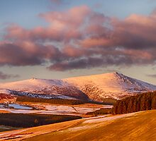 BEN RINNES, GLENLIVET MARCH SNOW by JASPERIMAGE