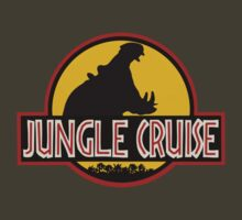 Jungle Cruise Park (NO TEXT) by hanrendar