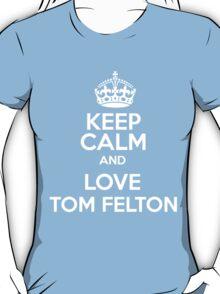 Love Tom Felton T-Shirt