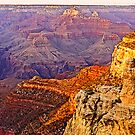 Grand Canyon at Sunset, Arizona, USA by TonyCrehan