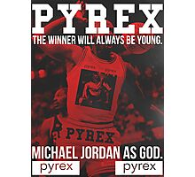 PYREX VISION Photographic Print