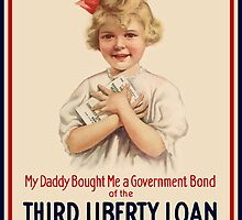 My Daddy Bought Me A Government Bond by warishellstore