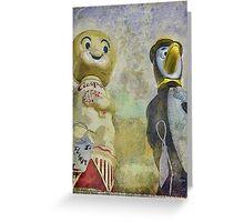 Casper and Friend Greeting Card