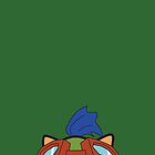 Portraits of the League - Teemo by Meviart