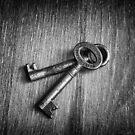 Keys by Ellesscee