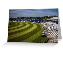 North East Terrace Greeting Card