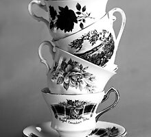 Tipsy Topsy Tea Cups by MWAC