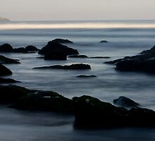 Morning round the rocks at Watergate by DMHotchin