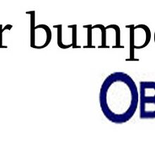Obama Care Bumper Sticker by Geoffgroth