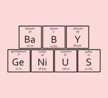 Baby Genius Tee by PopCultureKiddo