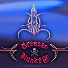 Greased Monkey by Linda Bianic