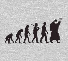 Hodor evolution by DavidBear
