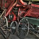 Vintage Wagons by Michael  Herrfurth