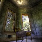 Have a seat by Ben Pacificar