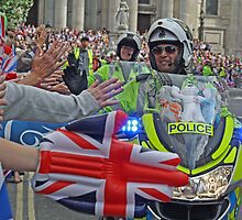 The British Olympic Spirit - London 2012 by Colin J Williams Photography