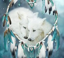 Heart Of A Wolf by Carol  Cavalaris