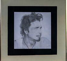 Chris Cornell by Liz Pearson