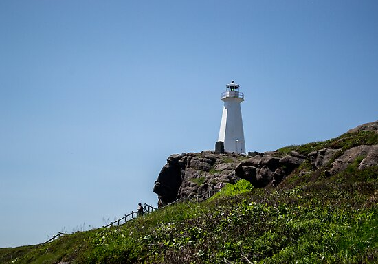 Cape Spear by thegDesigns