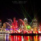 City Lights by Daniel Peut