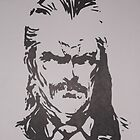 Revolver Ocelot by Ant-Acid