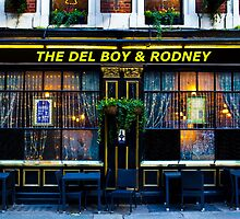 The Del Boy and Rodney Pub by DavidHornchurch