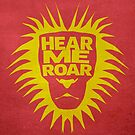 House Lannister, Hear Me Roar by Jack Howse